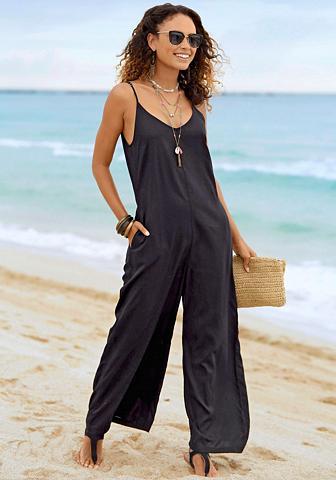 s.Oliver Beachwear Overall in lässig weiter Form