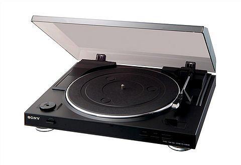 PS-LX300USB USB-Plattenspieler Schallp...