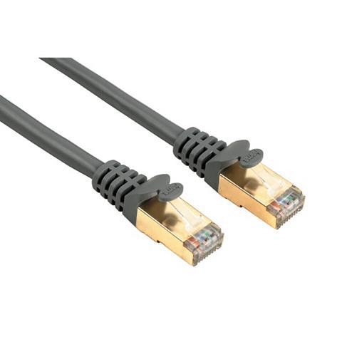 Netzwerkkabel 3m vergoldet CAT 5e Patc...