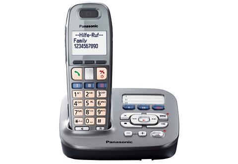 KX-TG6591GM Bevielis DECT Telefonas su...
