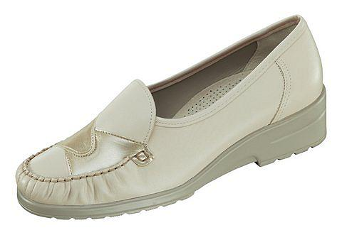 Mokasinų tipo batai su Wechselfußbett