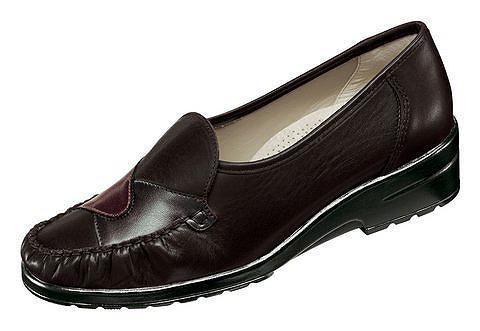 Mokasinų tipo batai su Wechselfu
