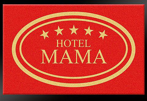 HANSE HOME Durų kilimėlis »Hotel Mama - 5 Sterne«...