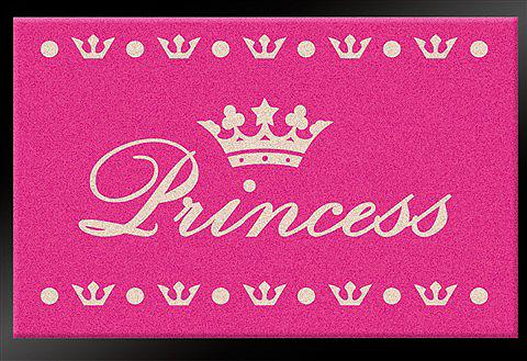 HANSE HOME Durų kilimėlis »Princess« rechteckig a...