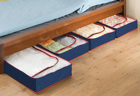 WENKO Rinkinys: lovos stalčiai (4 vnt.)