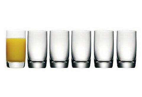 WMF Stiklinės »Easy« (6 vnt. rinkinys)
