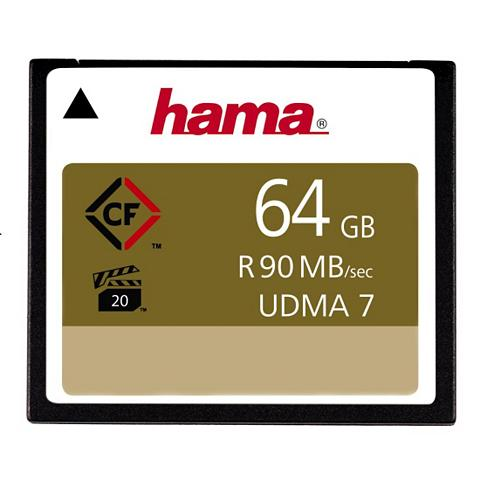 Speicherkarte Compact Flash 64 GB 90 M...