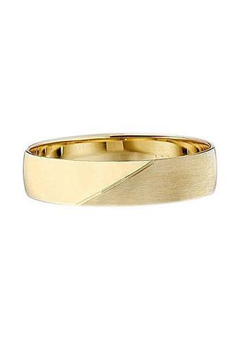 Vestuvinis žiedas Gelbgold