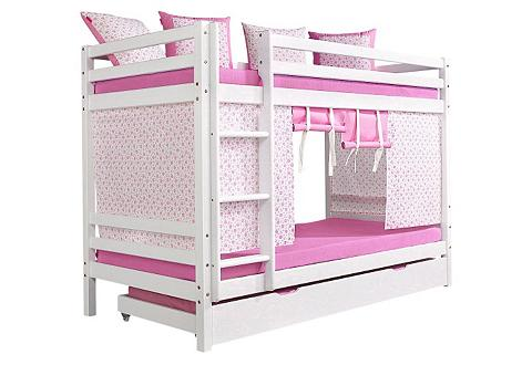 Dviaukštė lova »Romantikmotiv«