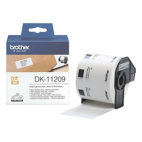 BROTHER Etiketes adresui »DK-11209«