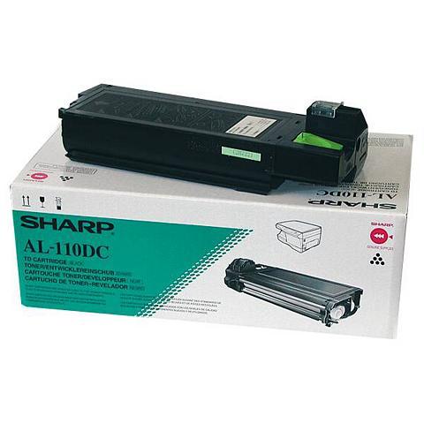 SHARP Tonerio kasete »AL 110DC«