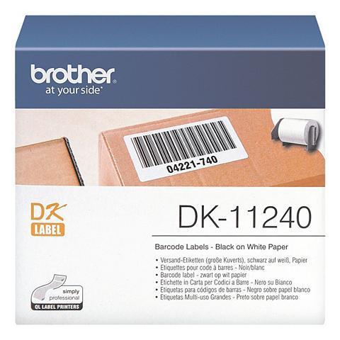 BROTHER Etiketės dėl Pakete »DK-11240«