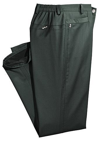 CLASSIC BASICS Pašiltintos kelnės su kuschelig minkšt...