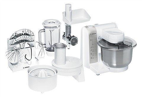 BOSCH Küchenmaschine MUM4880 600 W su 39-Lit...