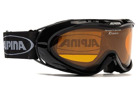 Slidinėjimo akiniai nuo saulės juoda s...