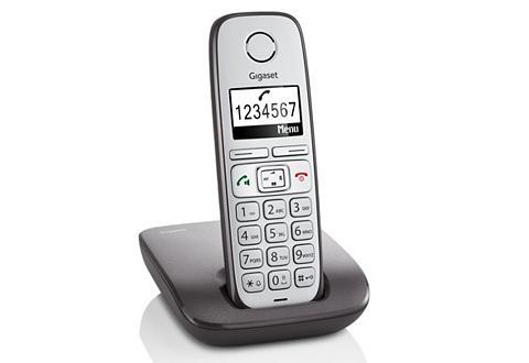 E310 Bevielis DECT Telefonas