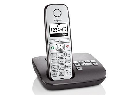 E310 A Schnurloses DECT telefonas su A...