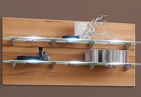 LED stiklinių lentynų apšvietimas HLT