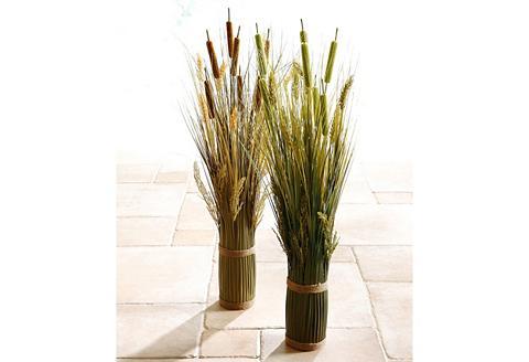 HOME AFFAIRE Dirbtinis augalas »Grasarrangement«