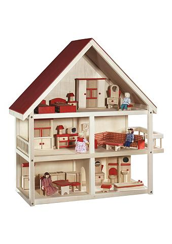 ROBA ® Puppenhaus