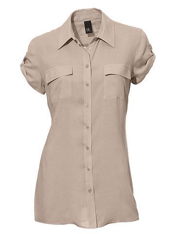 Marškiniai su Halbarm ir Riegel