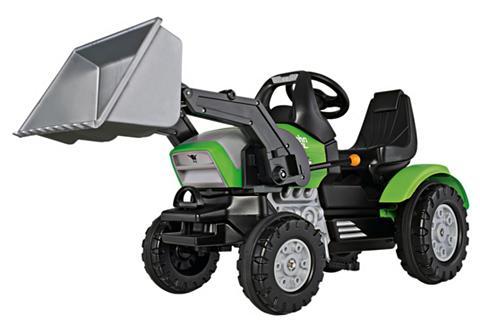 BIG Vaikiškas traktorius »John-XL-Loader«
