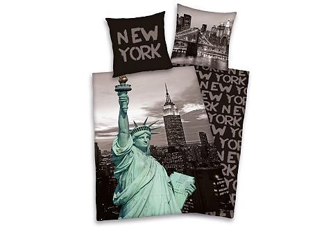 Patalynės užvalkalai »New York«
