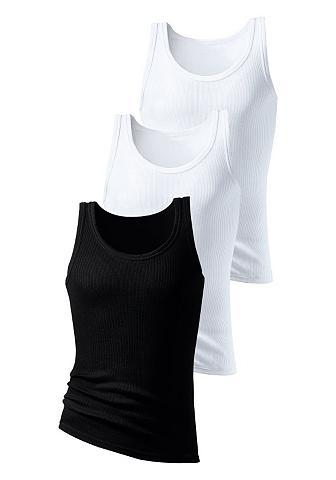 H.I.S Apatiniai marškinėliai (3 vienetai) be...