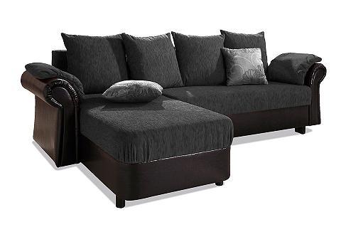 Kampinė sofa »Carmen« su miegojimo fun...