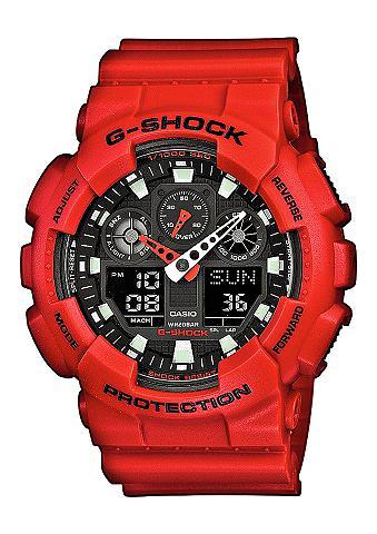 Chronografas- laikrodis »GA-100B-4AER«...