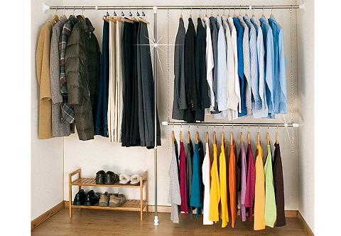 Rinkinys: Atvira drabužinės sistema (3...