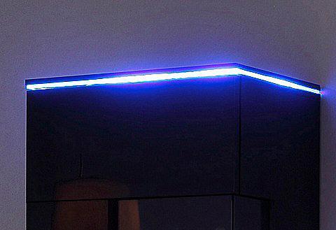 LED stiklinių lentynų apšvietimas hfh-...