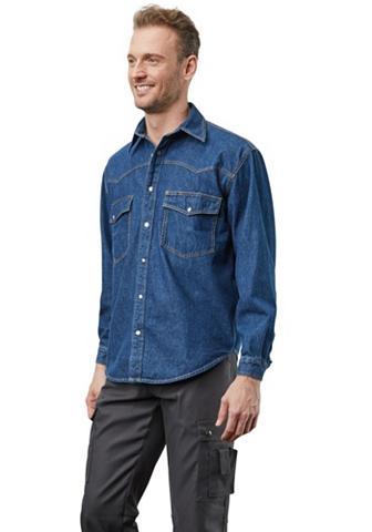 PIONIER  WORKWEAR Pionier ® workwear džinsiniai marškinė...