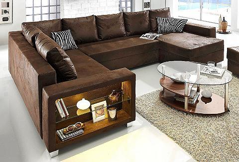COLLECTION AB Sofa XL dydžio patogi su miegojimo fun...