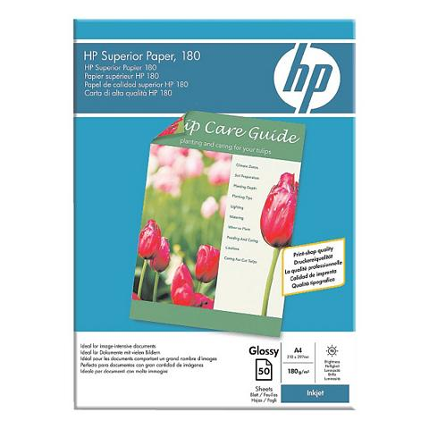 HP Ink Jet-Papier » Superior Paper 180 gl...