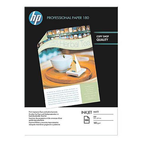 HP Ink Jet-Papier »Superior Paper 180 mat...