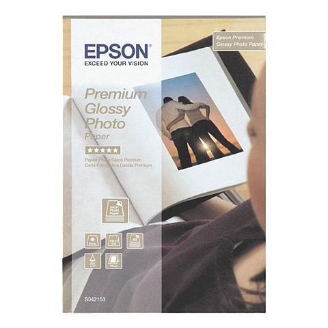EPSON Popierius nuotraukoms »Premium Glossy«...