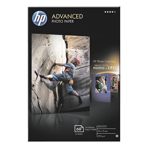 HP Popierius nuotraukoms » Advanced 10x15...