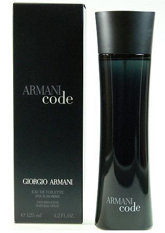 ARMANI Giorgio »Code Homme« Eau de Toilette