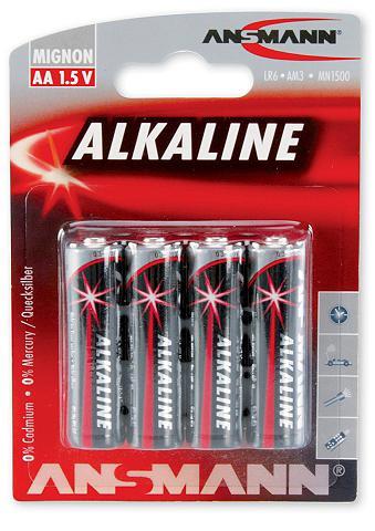Mignonbatterien »Alkaline«