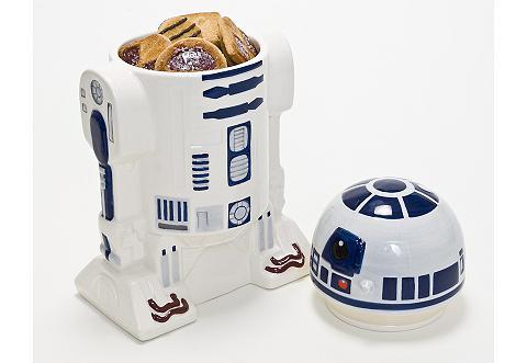Sausainių dėžutė »Star Wars - R2D2«