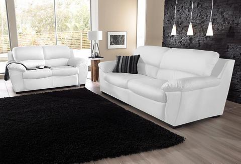Rinkinys: Dvivietė sofa ir 2,5-vietė s...