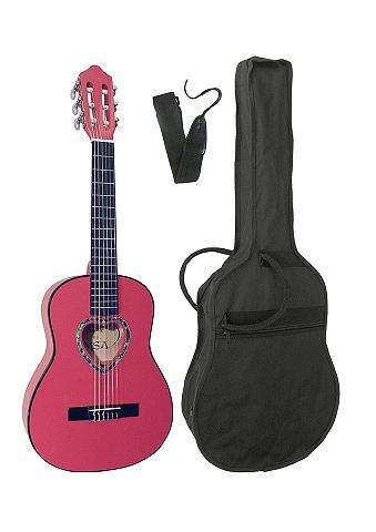 Vaikiška gitara »Konzertgitarre ¼ su š...
