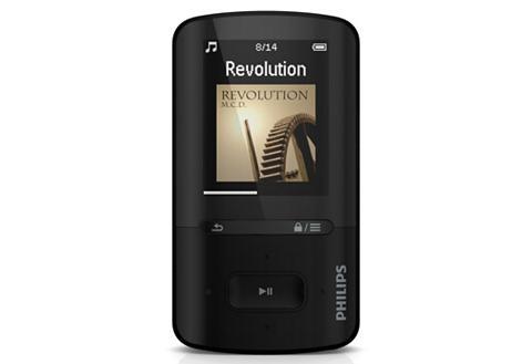 SA4VBE08KN MP4-Player 8 GB