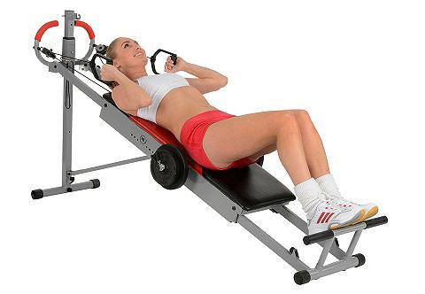 CHRISTOPEIT SPORT ® Elektrinis raumenų treniruoklis »Tot...