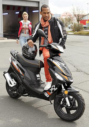 Motoroleris »Nova Sport« 50 ccm 45 km/...