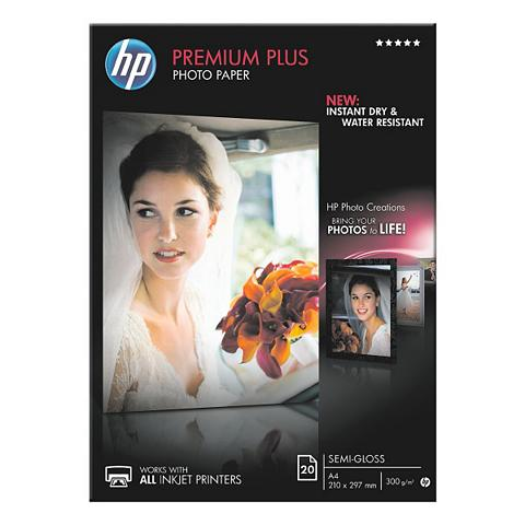 HP Popierius nuotraukoms » premium plus p...