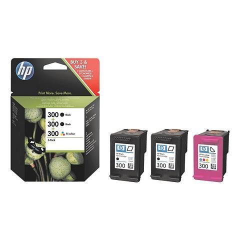 HP 3 vnt. rinkinys Tintenpatronen » SD518...