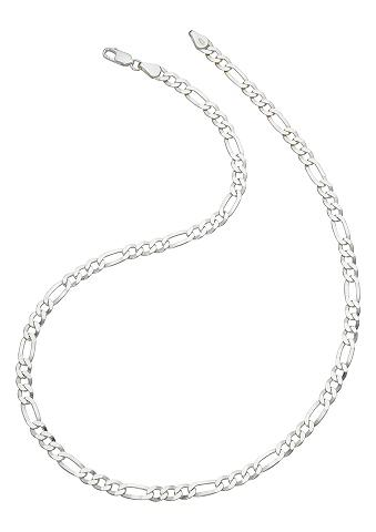 Firetti Silberkette »in Figarokettengliederung...