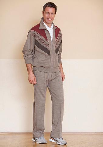 DANNECKER Vyriškas laisvalaikio kostiumas su tie...